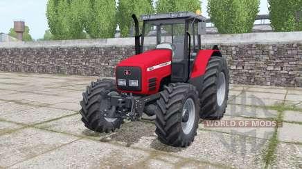 Massey Ferguson 6290 loader mounting pour Farming Simulator 2017