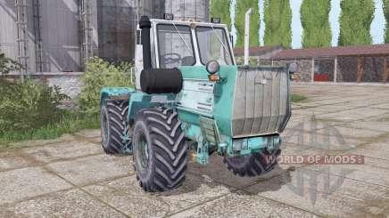 T-150K d'animation avec des portes pour Farming Simulator 2017