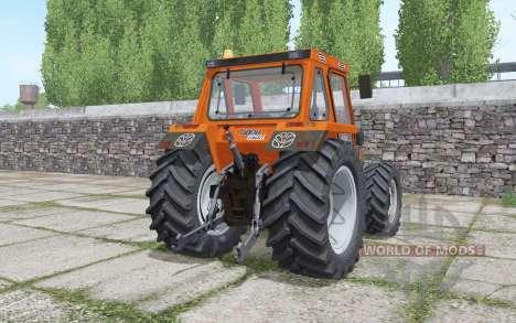 Fiat 1180 DT front loader pour Farming Simulator 2017