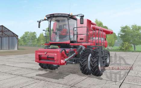 Case IH Axial-Flow 9230 extended features pour Farming Simulator 2017