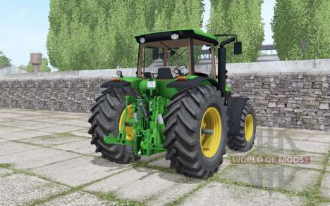 John Deere 7830 animation parts pour Farming Simulator 2017