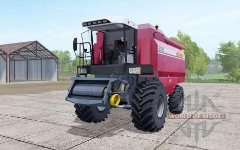 Palesse GS10 ninasimone rose pour Farming Simulator 2017