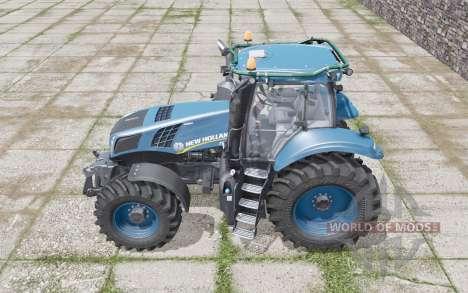 New Holland T8.435 power 692 hp pour Farming Simulator 2017