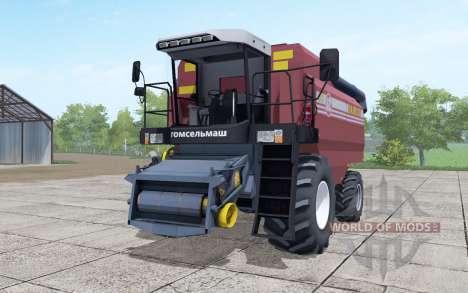 Palesse GS12 ninasimone-rouge foncé pour Farming Simulator 2017
