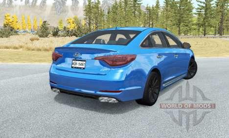 Hyundai Sonata Sport (LF) 2015 pour BeamNG Drive