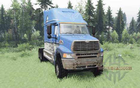 Sterling A9500 Dragon blue v1.4 pour Spin Tires