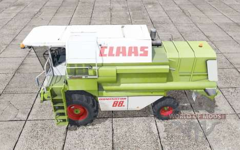 Claas Dominator 88s pour Farming Simulator 2017