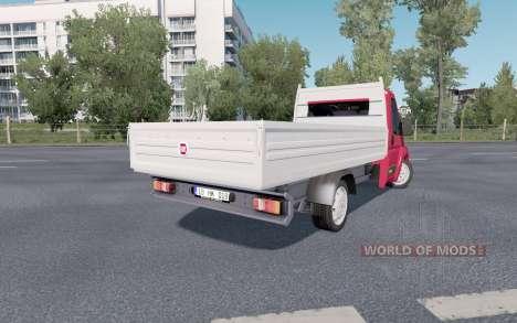 Fiat Ducato 2014 pour Euro Truck Simulator 2