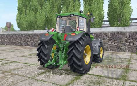 John Deere 8420 interactive control pour Farming Simulator 2017