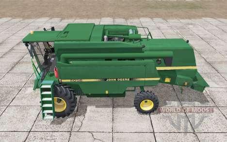 John Deere 2056 moving elements pour Farming Simulator 2017