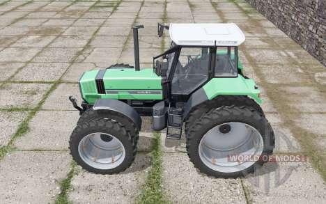 Deutz-Fahr AgroStar 6.71 narrow twin wheels pour Farming Simulator 2017
