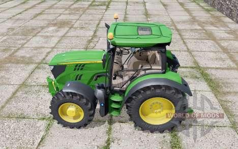 John Deere 6110R pour Farming Simulator 2017