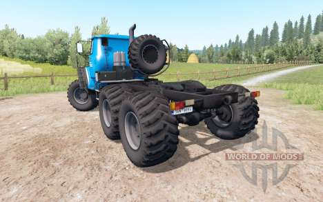 Oural 44202-0311-31 v6.0 pour Euro Truck Simulator 2