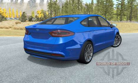 Ford Mondeo 2013 pour BeamNG Drive