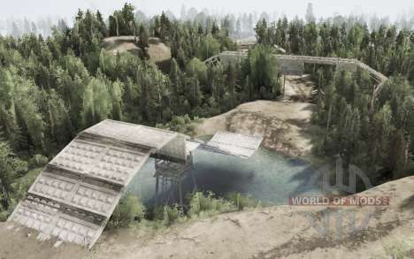 Jump Arena pour Spintires MudRunner