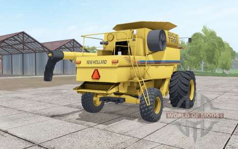 New Holland TR99 4x4 pour Farming Simulator 2017