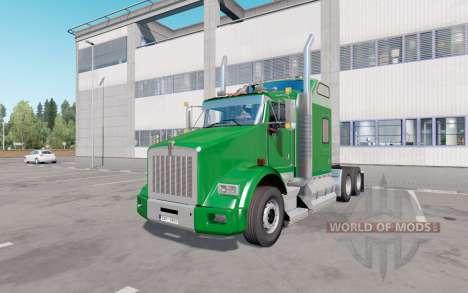 Kenworth T800 2005 v1.1 pour Euro Truck Simulator 2