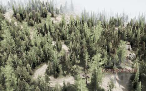 Four Sawmills pour Spintires MudRunner