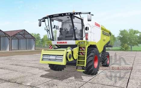 Claas Lexion 770 interactive control pour Farming Simulator 2017