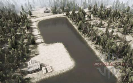 Facility pour Spintires MudRunner
