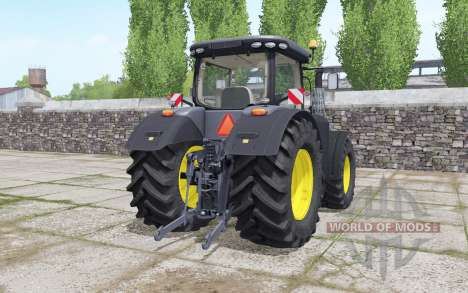 John Deere 8270R Black Edition pour Farming Simulator 2017