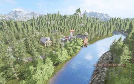 Pacific Inlet pour Farming Simulator 2017