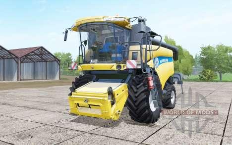 New Holland CX8090 4x4 pour Farming Simulator 2017