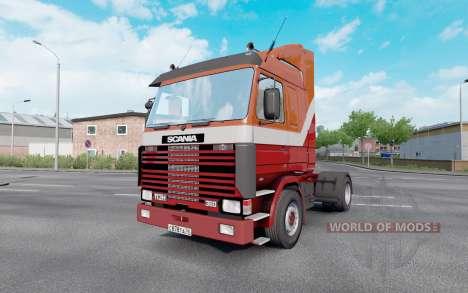 Scania R113H 360 1988 pour Euro Truck Simulator 2