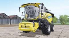 New Holland CR9.75