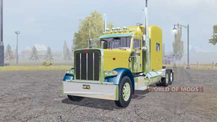 Peterbilt 379 1987 pour Farming Simulator 2013
