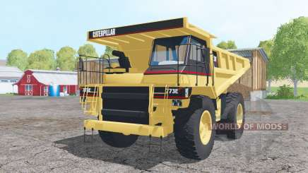Caterpillar 773E 2002 für Farming Simulator 2015