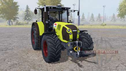 Claas Arion 620 double wheels pour Farming Simulator 2013