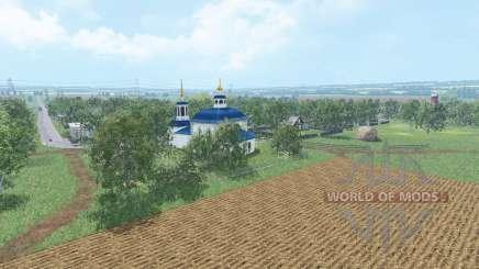 Maksimovka v1.5.2 für Farming Simulator 2015
