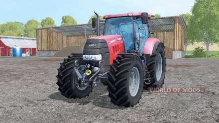 Case IH Puma 160 CVX interactive control pour Farming Simulator 2015