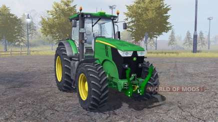 John Deere 7200R animation parts pour Farming Simulator 2013
