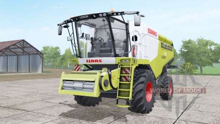 Claas Lexion 750 configure pour Farming Simulator 2017