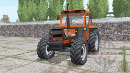 Fiat 1180 DT front loader für Farming Simulator 2017