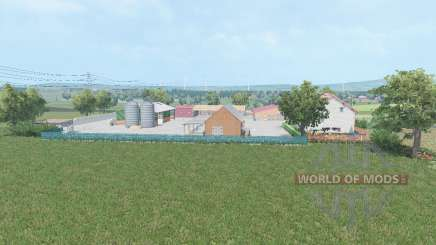 Agro Region v2.0 für Farming Simulator 2015