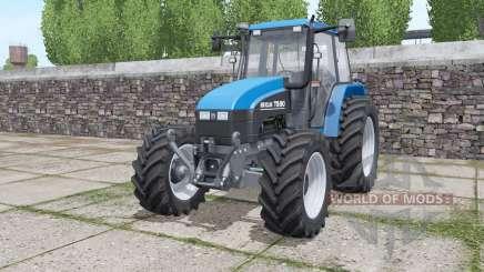 New Holland TS90 configure pour Farming Simulator 2017