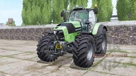 Deutz-Fahr Agrotron 7230 TTV xenon light pour Farming Simulator 2017