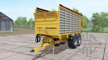 Veenhuis W400 soft orange für Farming Simulator 2017