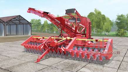Grimme Rootster 604 18 row pour Farming Simulator 2017