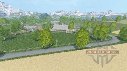 Beskidy v1.1 für Farming Simulator 2015