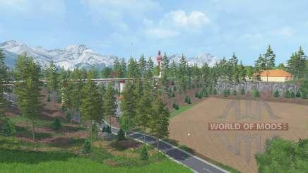 Beskidy für Farming Simulator 2015