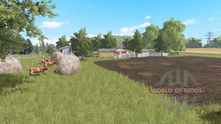 Mala Dedina pour Farming Simulator 2017