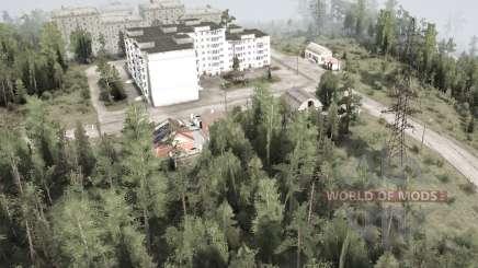 Work Port pour MudRunner