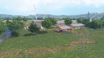 Alita Farm für Farming Simulator 2015
