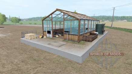 Greenhouse pour Farming Simulator 2017
