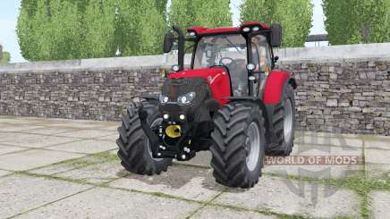 Case IH Maxxum 115 CVX wheels selection pour Farming Simulator 2017