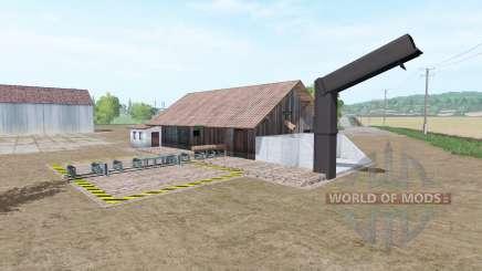 Scierie v2.0 pour Farming Simulator 2017